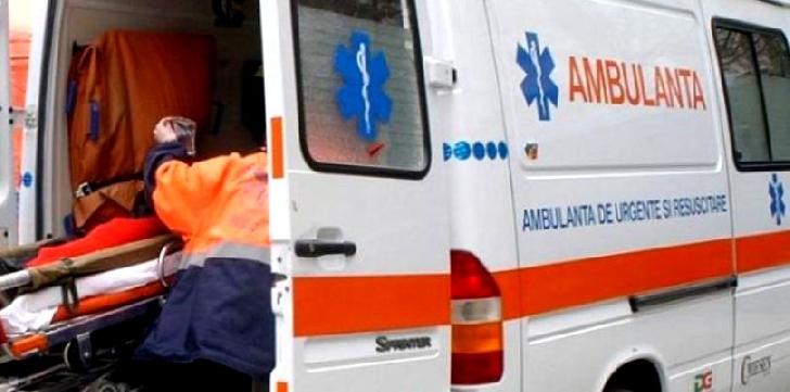 Ploiesti.Accident pe Bulevardul Independentei . O femeie în vârstă de 84 de ani a fost  lovită de un autoturism pe trecerea de pietoni