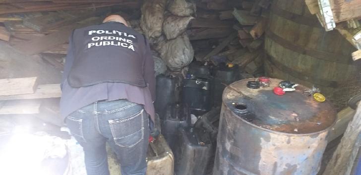 Poliţiştii prahoveni au făcut percheziţii la persoane bănuite de furt calificat
