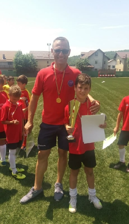 Timp de trei zile Câmpina a fost gazda unui atractiv turneu fotbalistic juvenil.Cupa SEVA
