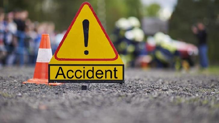 Accident rutier pe DN72, în zona Parcului Industrial Ploieşti
