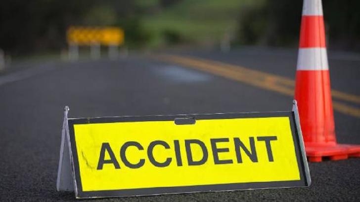 Accident rutier, la Posada