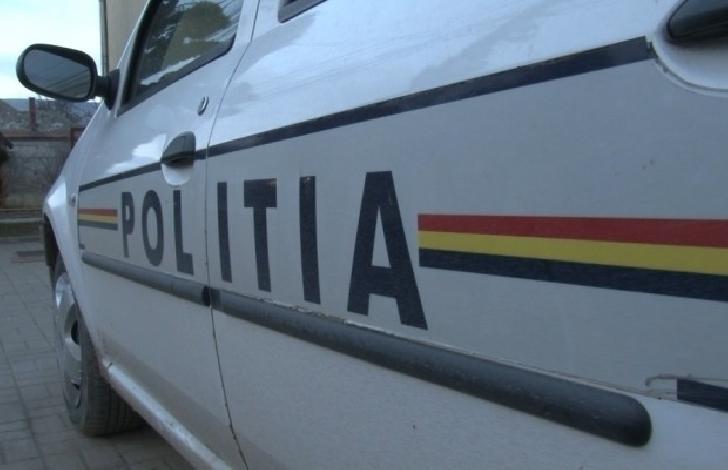 Accidet rutier în Ploieşti, pe strada C.D. Gherea