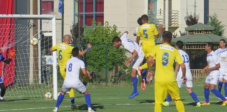 Lupii galbeni  au pierdut amicalul cu Esteghlal .Petrolul Ploiesti-FC Esteghlal 1-3