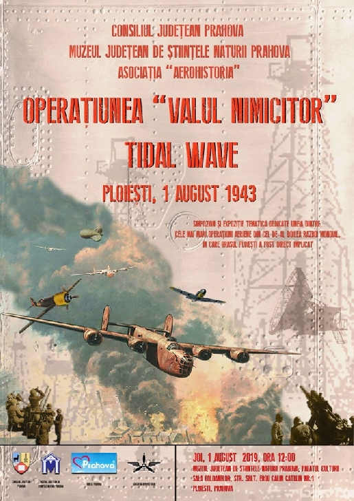 Expozitie dedicata  împlinirii a 76 de ani de la Operaţiunea