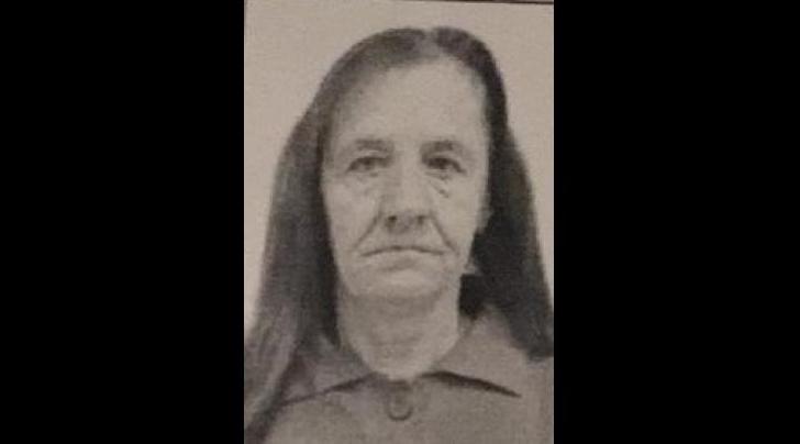 O femeie in varsta de 62 de ani,din comuna Bărcăneşti este data disparuta