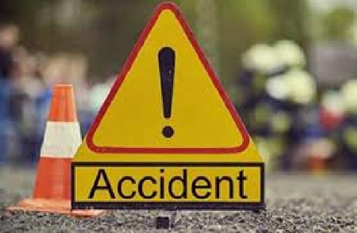 Accident rutier în localitatea Bucov, pe DN1 B