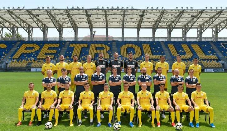 Liga a 2 a. Lotul echipei Petrolul Ploiesti,in sezonul 2019-2020