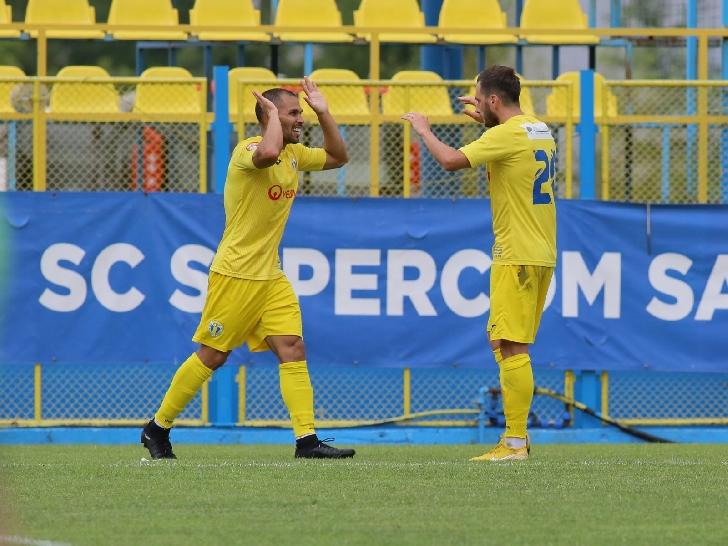 Mario Bratu a adus victoria lupilor.Metaloglobus - Petrolul Ploiesti 1-2