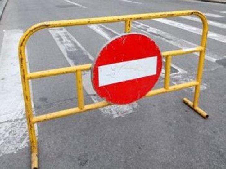 Restricţii de circulaţie, de Sfânta Maria, în zona localităţii Vălenii de Munte