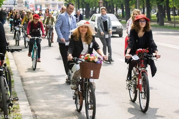 Tocuri pe biciclete, ediţia a 3 a ,va avea loc pe data de 17 august 2019
