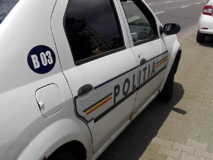 Accident rutier la Brătăşanca