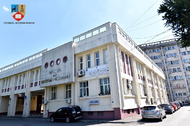 Ministerul Sănătăţii continuă programul de investiţii la Spitalul de Obstetrică-Ginecologie Ploieşti
