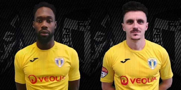 Guy Gnabouyou şi Bogdan Gavrilă au semnat cu  Petrolul Ploieşti