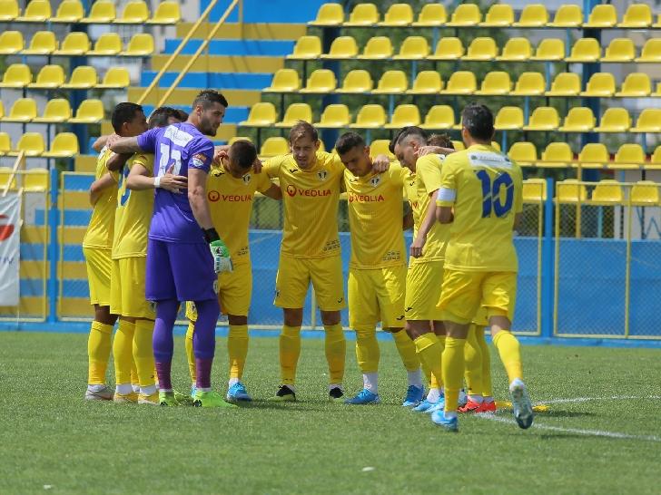 Meciul dintre Petrolul Ploiesti- Csikszereda Miercurea Ciuc a fost amanat