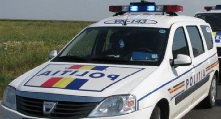 Un poliţist a provocat un accident în Ploieşti