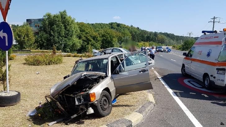 Accident rutier grav, la Cornu. O persoană decedată
