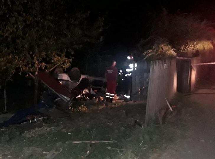 Accident grav la Moara Noua. Un şofer a decedat din cauza unui cal