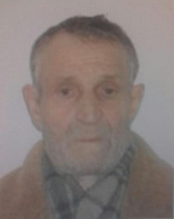 Un bărbat în vârstă de 67 ani,din comuna Măneşti este dat dispărut de la domiciliu