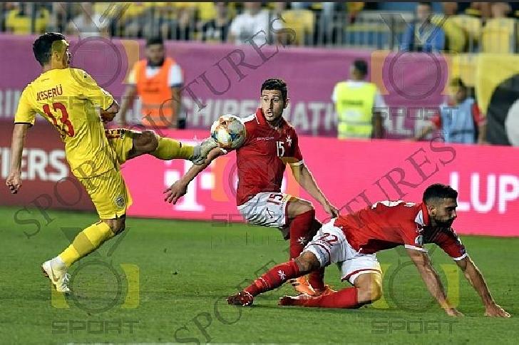 Romania-Malta 1-0, după un meci jalnic