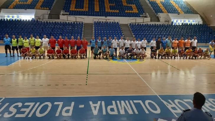"""Cupa 13 Septembrie – ediţia 2019 a avut loc la Sala Sporturilor """" Olimpia """" Ploiesti"""