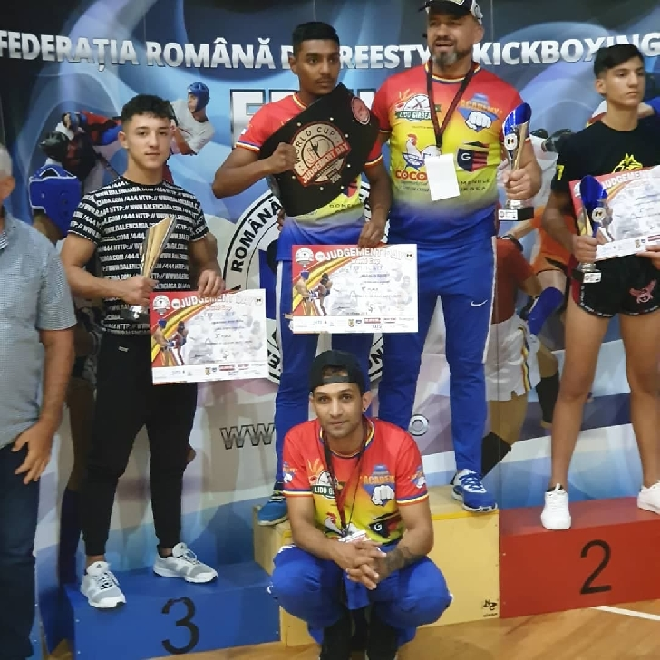 Florin Ghiţă Academy, locul 2 şi mai multe medalii la Cupa Mondială Judgement Day ediţia a XIV-a
