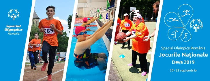 Cel mai mare eveniment sportiv dedicat persoanelor cu dizabilităţi intelectuale începe pe 20 septembrie