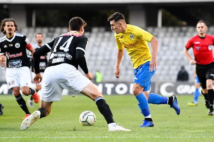 Lupii galbeni invinsi drastic pe Cluj Arena. U Cluj-Petrolul 4-0
