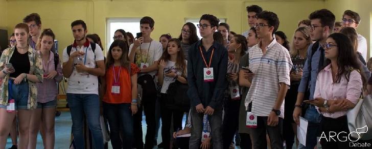 Concurs  de dezbateri academice ARGO Open 2019,la Ploiesti