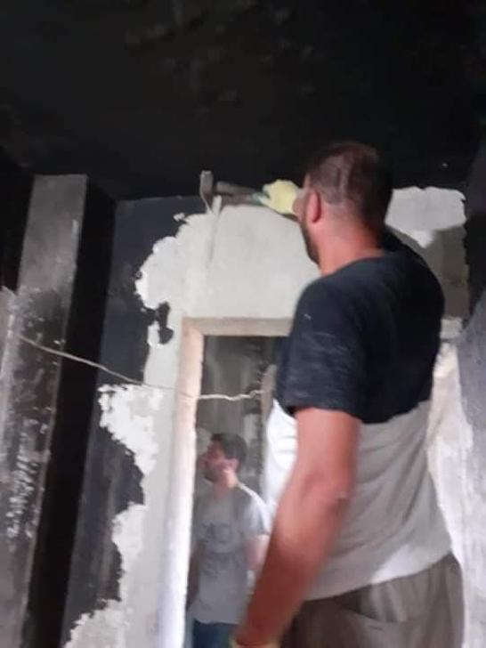 O familie din Ploieşti are nevoie de noi. Un incendiu i-a distrus tot apartamentul