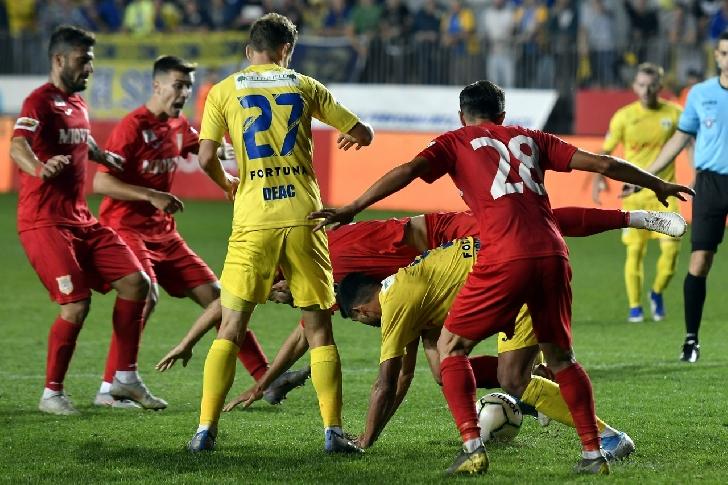 "Lupii galbeni,fara victorie ""acasa"".Petrolul Ploiesti-CS Mioveni 0-0"