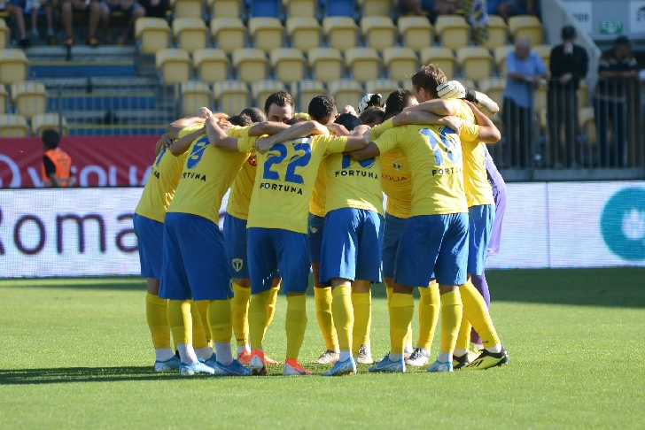 Meciul dintre Petrolul Ploiesti-Daco Getica Bucuresti va avea loc duminica,de la ora 19.30