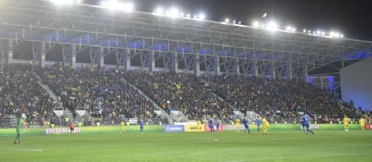 """Miercuri, la casa de bilete a stadionului"""" Ilie Oana"""" se pun in vânzare biletele pentru meciul Romania-Ucraina (Under 21)"""
