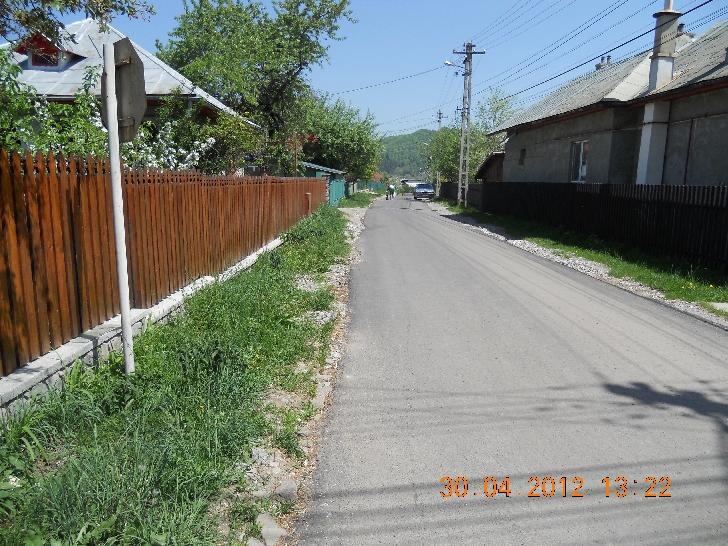 Circulaţia rutieră va fi închisă pe unele străzi din localitatea Breaza