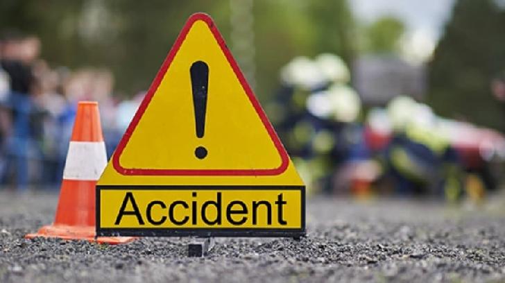Accident rutier în lanţ, în zona fabricii Lido Garbea