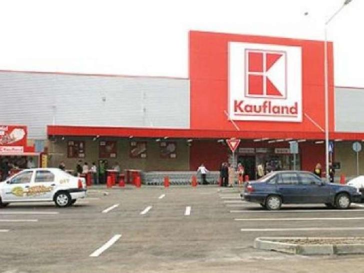 Impertinenţă la un magazin Kaufland din Ploieşti