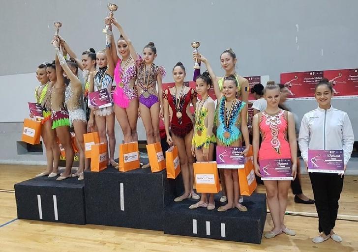 CSM Ploieşti, din nou campioană naţională de junioare în concursul pe echipe
