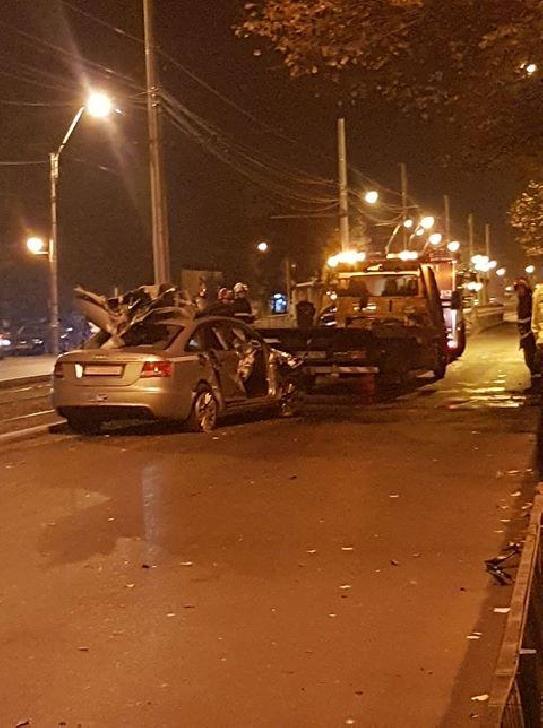 Accident mortal,noapte trecută,in Ploiesti