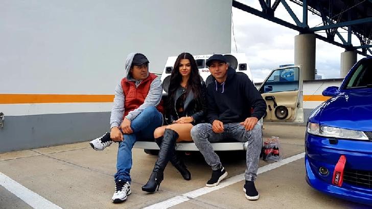 Ispite pe 4 roti,noul single semnat Madalina Cernat şi Giemsi . Vezi clipul aici...