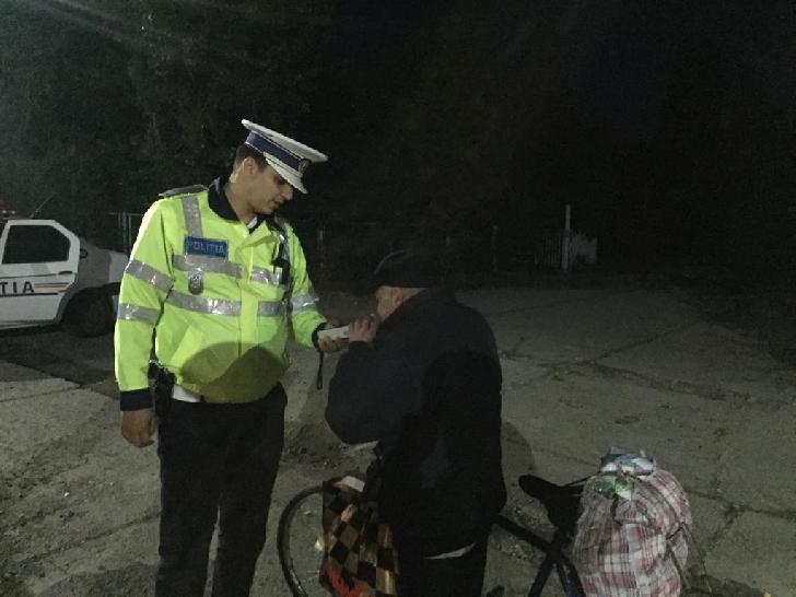 176  DE SANCŢIUNI APLICATE DE POLIŢIŞTII RUTIERI  ÎN CADRUL UNEI ACŢIUNI FULGER