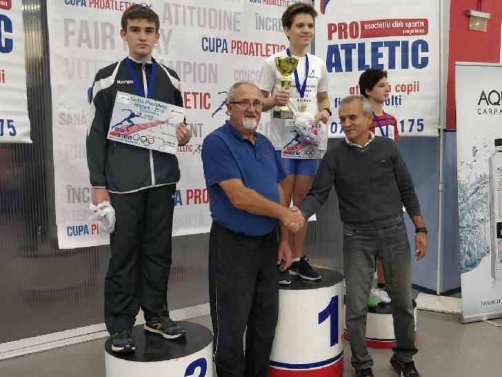 Atleţii de la CSM Ploieşti, 3 medalii obţinute la Cupa ProAtletic