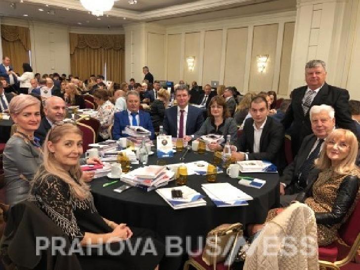 O delegatie prahoveana a fost prezenta la Topul National al Firmelor Private din Romania