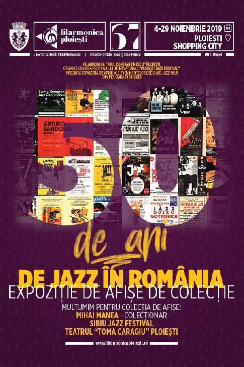 50 de ani de Jazz în exclusivitate la Ploieşti Shopping City