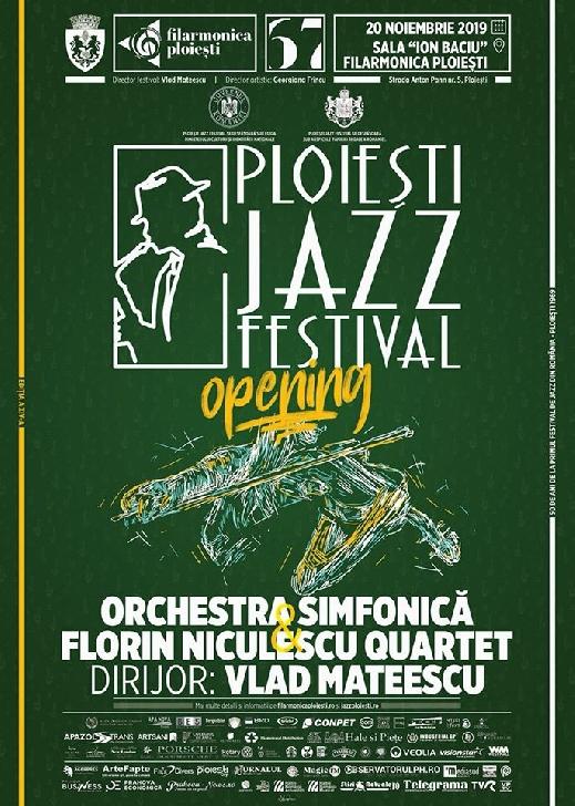 Programul Ploieşti Jazz Festival 2019