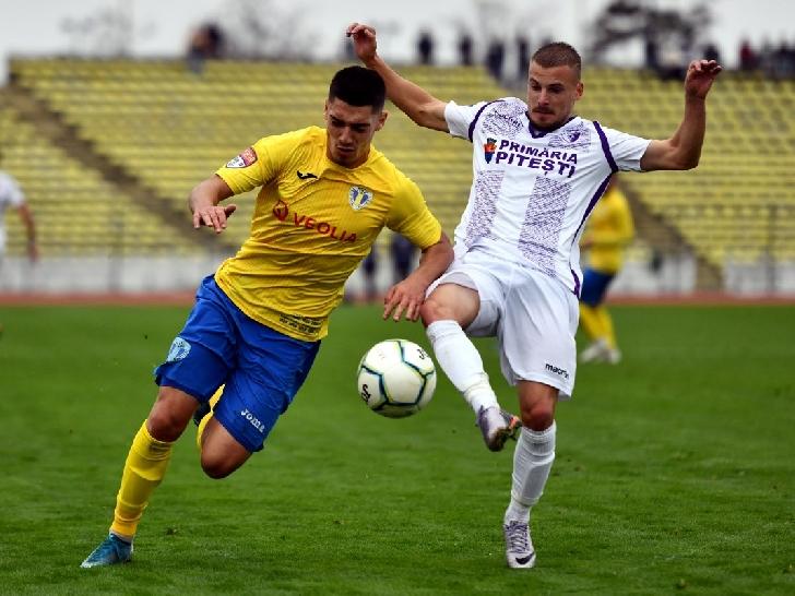 Egal în Trivale. FC Argeş Pitesti-Petrolul Ploieşti 1-1