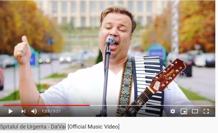 Da vai, noua melodie semnată Spitalul de Urgenţă (video)