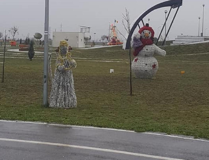Târgul de Crăciun si Oraselul Copiilor vor fi organizate in Parcul  Municipal Ploiesti Vest
