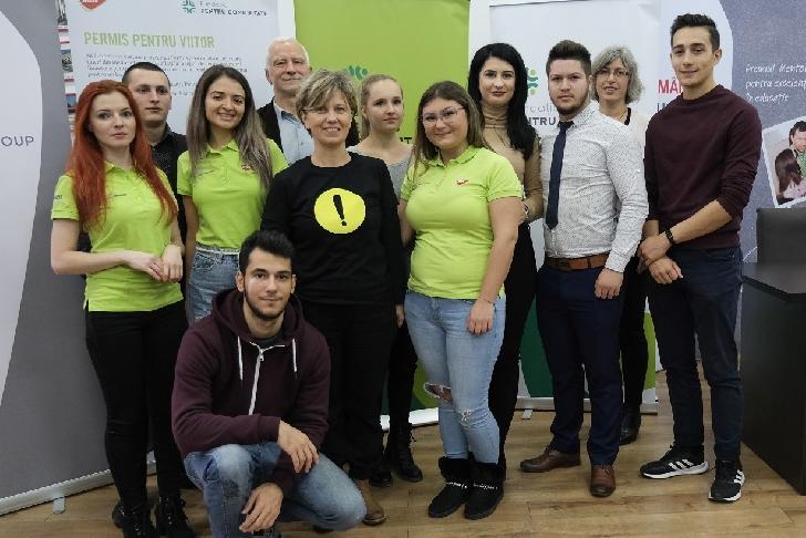 """MOL România şi Fundaţia Pentru Comunitate oferă acces la """"Permis pentru viitor"""" pentru al 5-lea an consecutiv"""