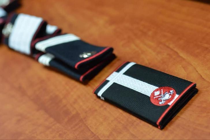 De Ziua Nationala a Romaniei,ISU Prahova a avansat in grad  patru ofiţeri şi doi subofiţeri