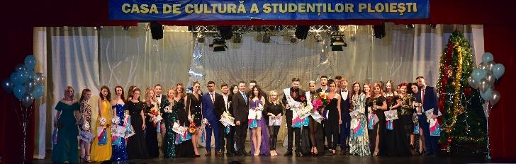 """Spectacolul - concurs """"O seară de vis cu Mister şi Miss"""", va avea loc joi, 12 decembrie 2019,la CCS Ploiesti"""