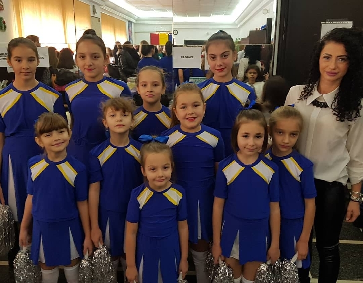 Grupul IZA DANCE PRAHOVA, locul 1 la Winter Star Festival 2019